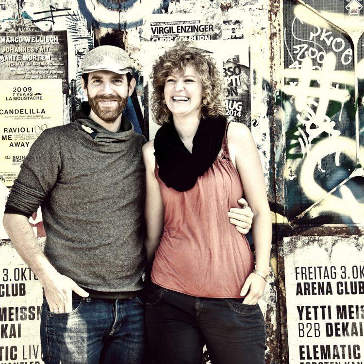 Portrait von Freunden Berlin