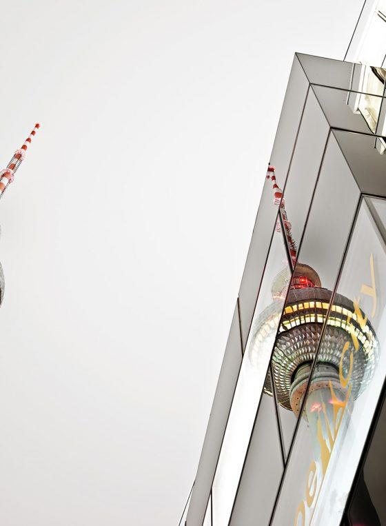 Architektur - Ein Stadtspaziergang in Berlin
