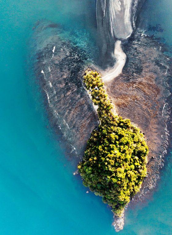 Luftbildaufnahme Sumatra Top Shots