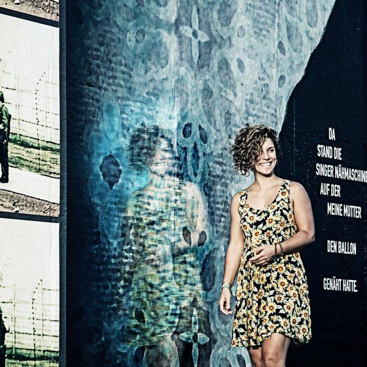 Portrait | Spaziergang Berlin Faima