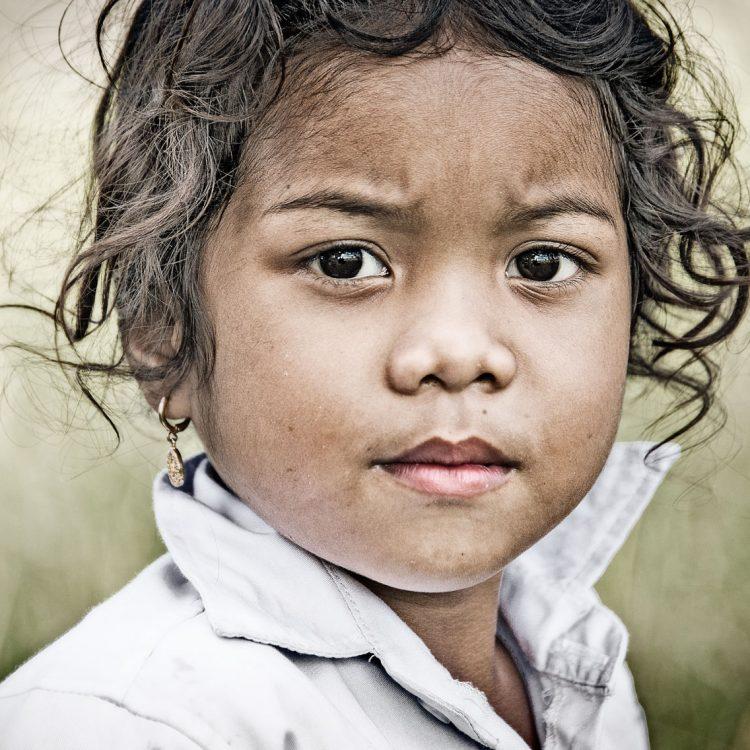 Kinder im Porträt